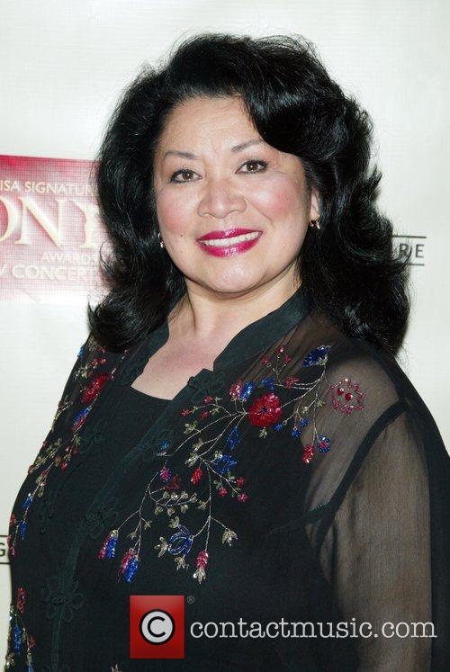 Loretta Ables Sayre The Visa Signature Tony Awards...