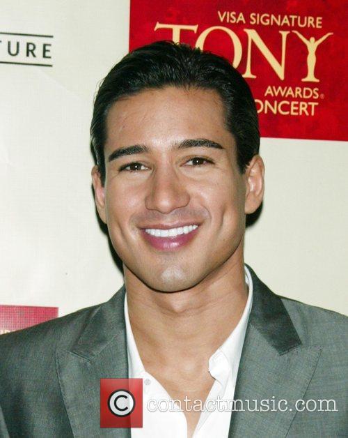 Mario Lopez The Visa Signature Tony Awards Preview...