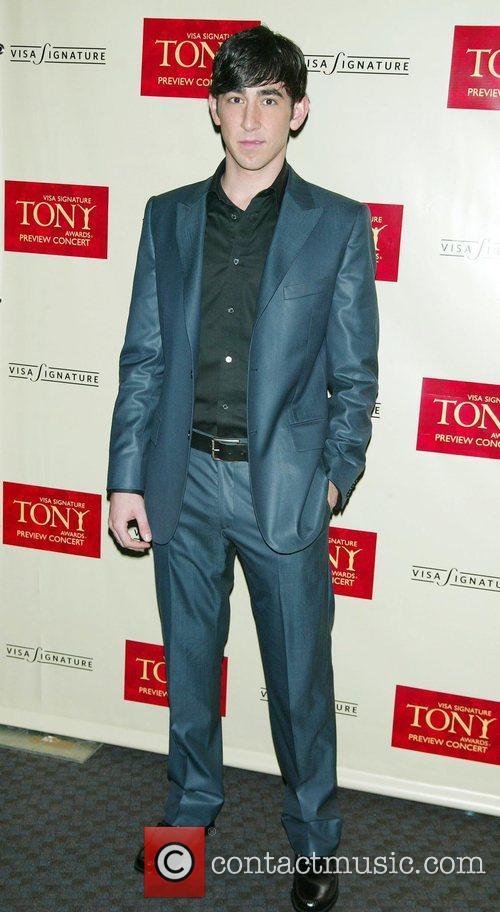 Max Crumm The Visa Signature Tony Awards Preview...