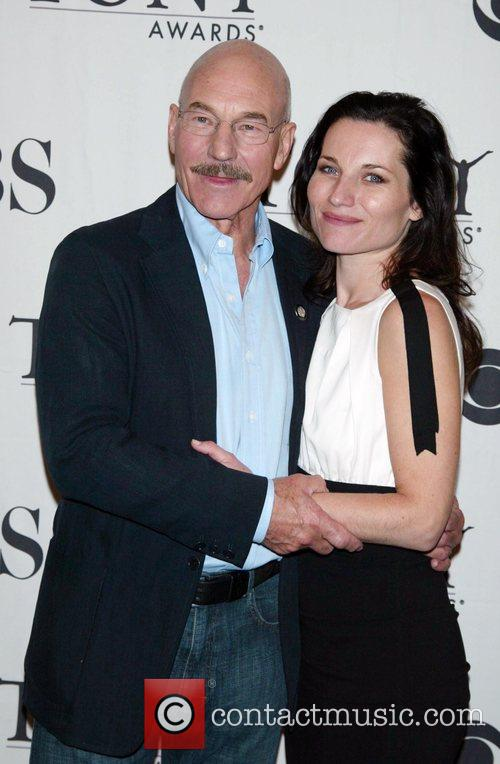 Patrick Stewart and Kate Fleetwood 4