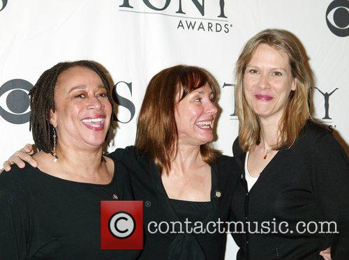 S Epatha Merkerson, Laurie Metcalf and Amy Morton 5