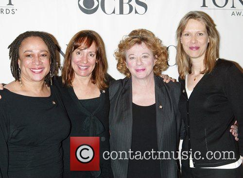 S Epatha Merkerson, Laurie Metcalf, Rondi Reed and Amy Morton