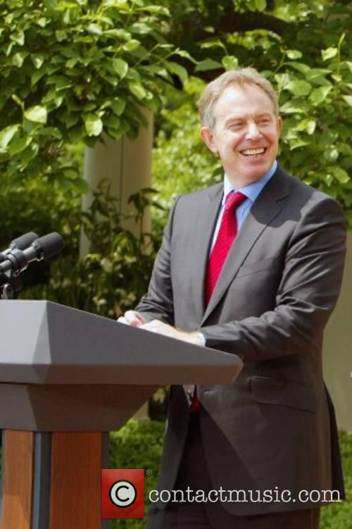 Tony Blair Prime Minister Tony Blair made his...