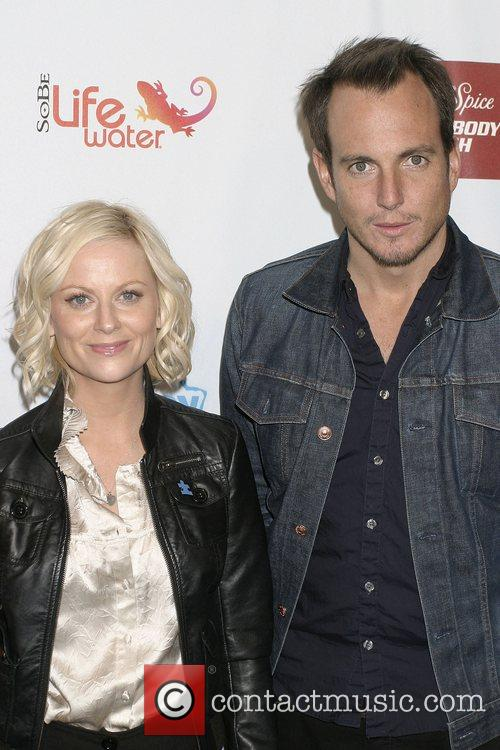 Amy Poehler and Will Arnett 5