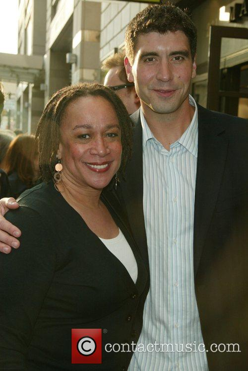 S. Epatha Merkerson and guest Opening Night of...