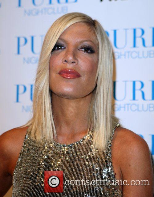 Tori Spelling, Las Vegas, Pussycat Dolls and The Pussycat Dolls 9
