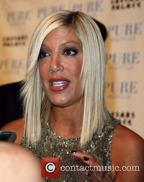 Tori Spelling, Las Vegas, Pussycat Dolls and The Pussycat Dolls 2