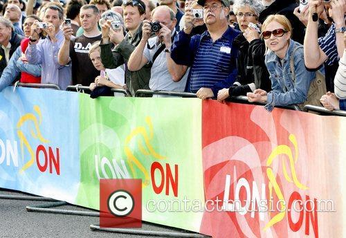 Tour De France London official presentation ceremony of...