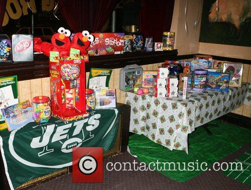 Toys 'Toy Drive Tonight' at The Cutting Room...