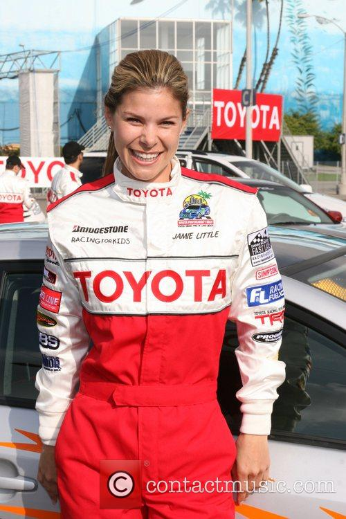 32nd Anniversary Toyota Grand Prix Pro Celeb Press...