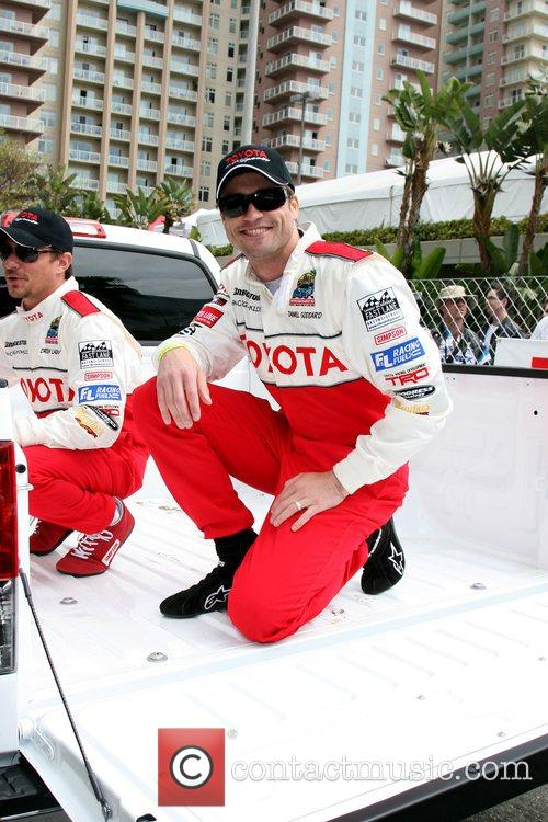 Daniel Godddard Toyota Long Beach Grand Prix -...