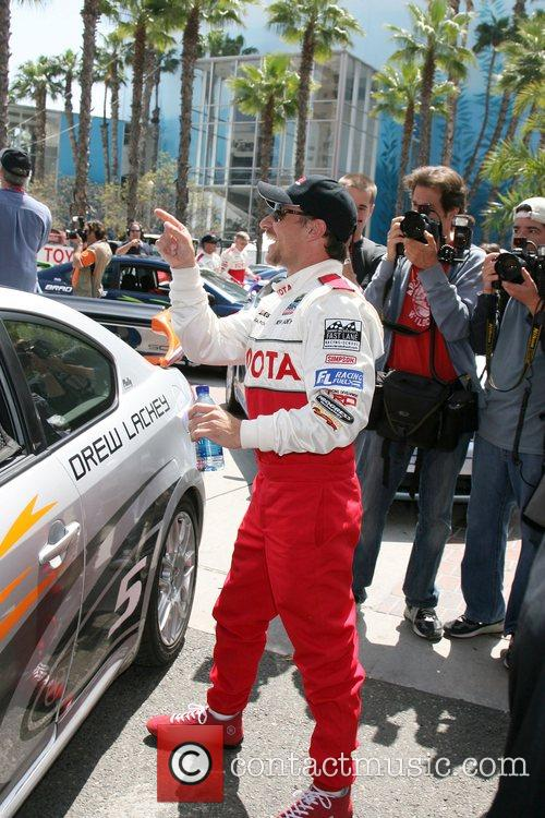 Drew Lachey Toyota Long Beach Grand Prix -...