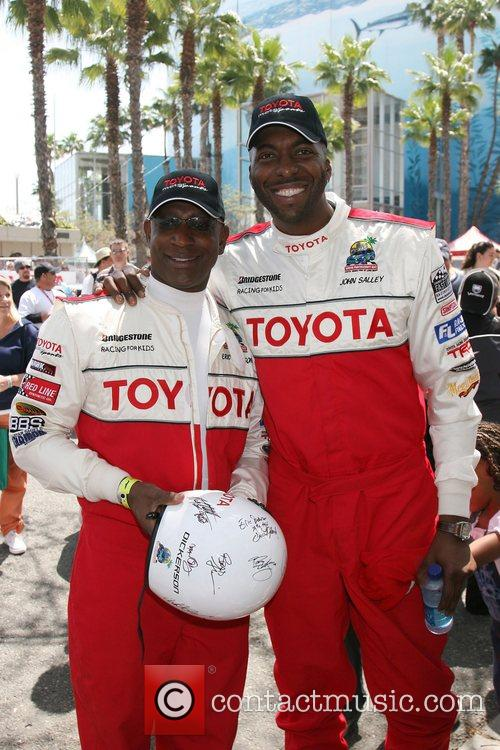 Toyota Long Beach Grand Prix - Pro/Celeb Race...