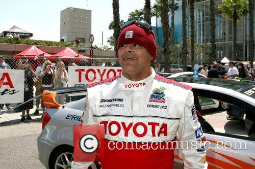 Raymond Cruz Toyota Long Beach Grand Prix -...