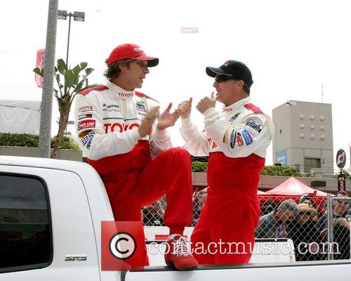William Fitchner and Brad Lewis Toyota Long Beach...