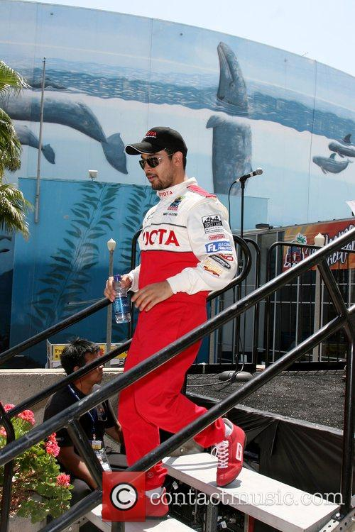 Wilmer Valderamma Toyota Long Beach Grand Prix -...