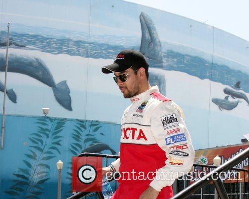 Toyota Long Beach Grand Prix - Pro/Celeb Race...