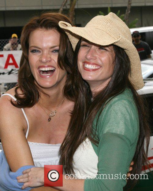 Missi Pyle and Shawnee Smith Toyota Long Beach...