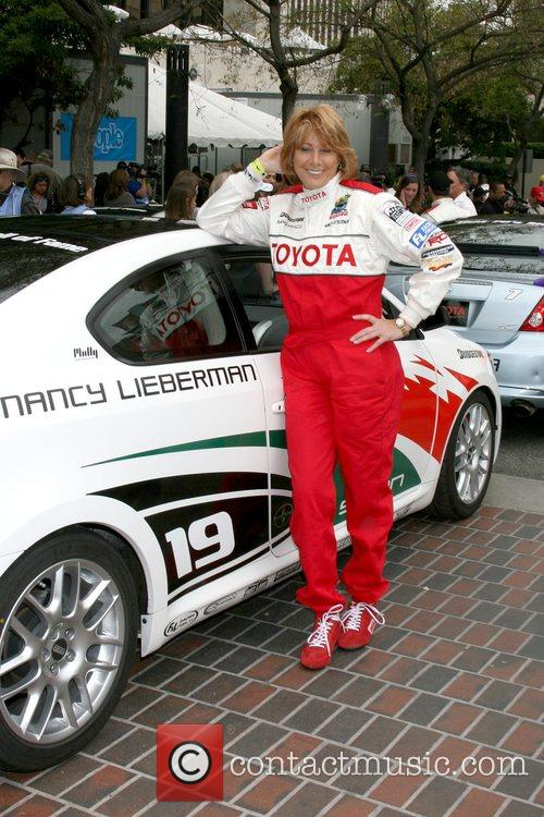 Nancy Lieberman Toyota Long Beach Grand Prix -...