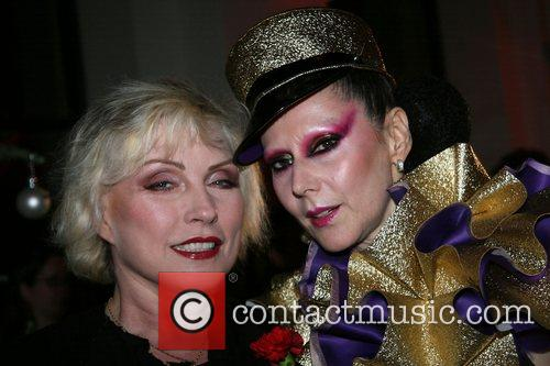 Debbie Harry and Suzanne Bartsch 2