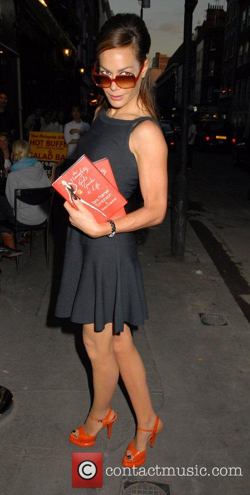 Arriving at 'The Naughty Girl's Guide To Life'...