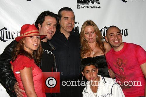 Elizabeth Rodriguez, Federico Castellucci, Chazz Palmenteri, David Castro,...