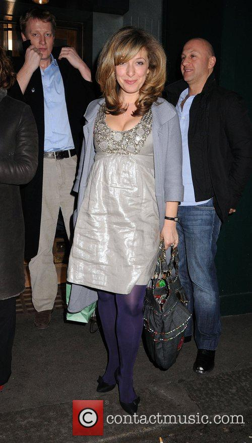 Tracy-ann Oberman, Eastenders and The Ivy London 2