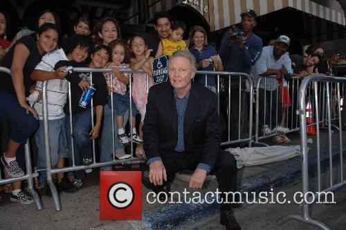 Jon Voight Premiere of 'Transformers' held at the...