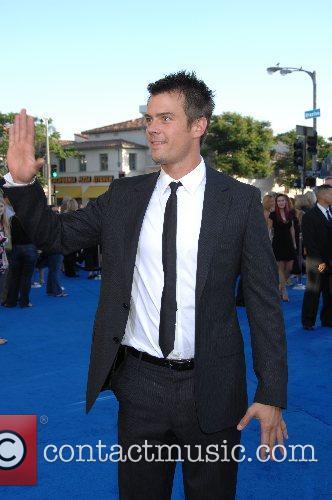 Josh Duhamel Premiere of 'Transformers' held at the...