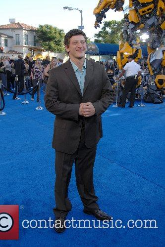 Josh Fineman Premiere of 'Transformers' held at the...