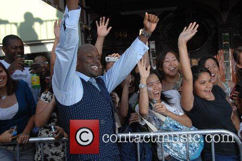 Tyrese Premiere of 'Transformers' held at the Mann...
