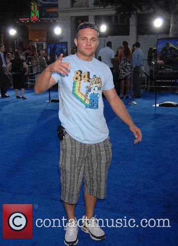 Derrick Kosinski Los Angeles premiere of 'Transformers' held...