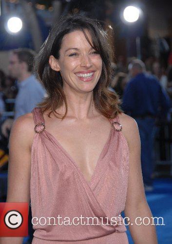 Brooke Langton Los Angeles premiere of 'Transformers' held...