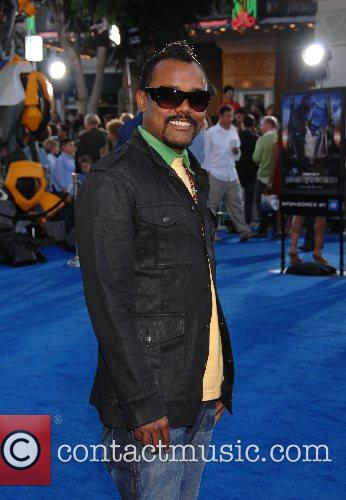Apl.de.Ap Los Angeles premiere of 'Transformers' held at...