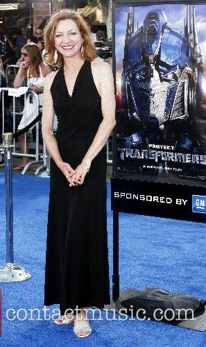Julie White Premiere of 'Transformers' held at the...