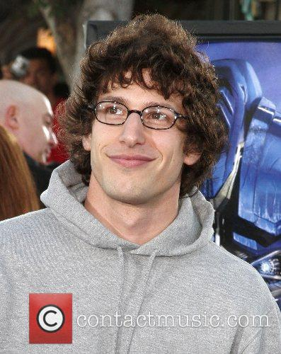 Andy Samberg Premiere of 'Transformers' held at the...