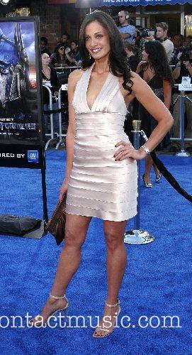 Dianara Torres Premiere of 'Transformers' held at the...