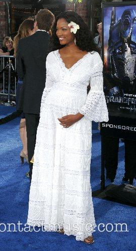 Garcelle Beauvais Premiere of 'Transformers' held at the...
