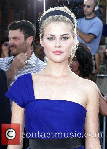 Rachel Taylor Premiere of 'Transformers' held at the...