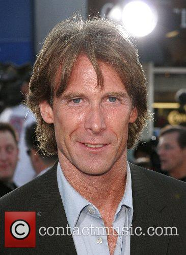 Michael Bay Premiere of 'Transformers' held at the...