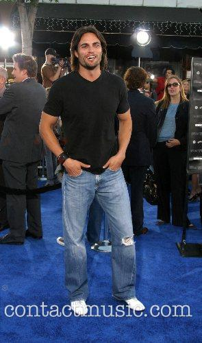 Scott Elrod Premiere of 'Transformers' held at the...