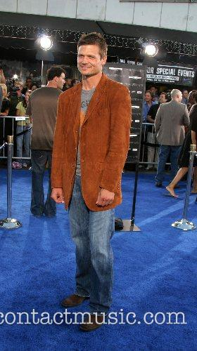 Bailey Chase Premiere of 'Transformers' held at the...