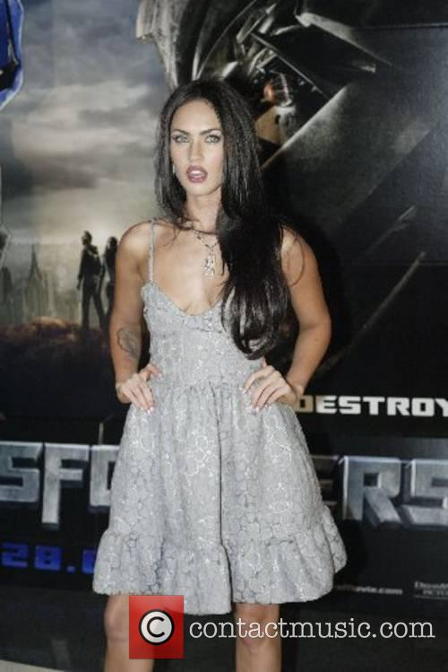 Megan Fox  attends the special event celebrity...