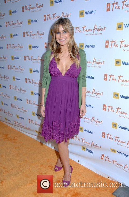 Carmen Electra The Trevor Project's 10th Annual Gala...