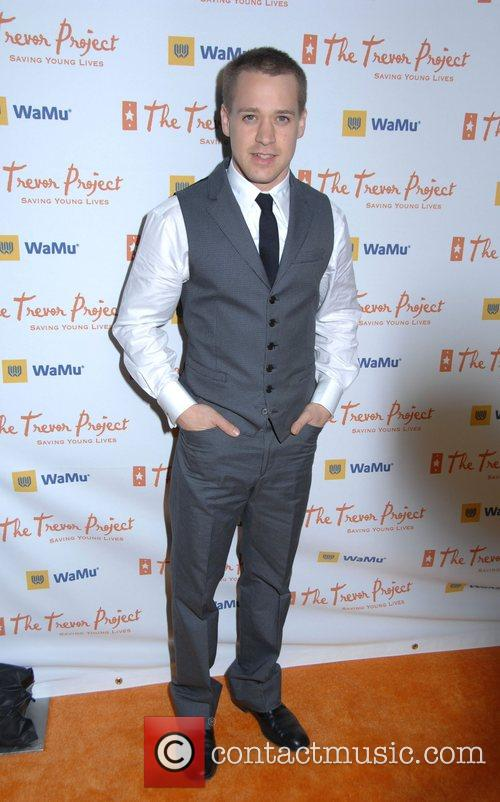 T.R. Knight The Trevor Project's 10th Annual Gala...