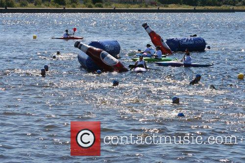 The Michelob ULTRA London Triathlon