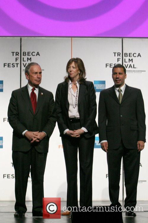 7th Annual Tribeca Film Festival - opening day...