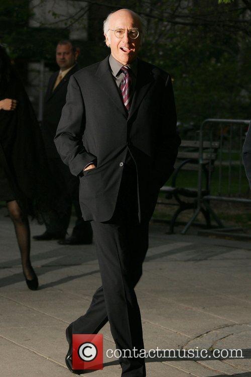 Larry David, Vanity Fair, Tribeca Film Festival