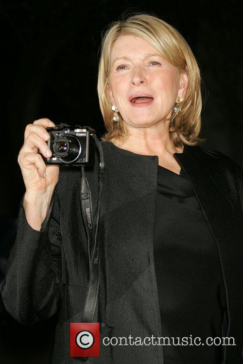 Martha Stewart and Vanity Fair 2