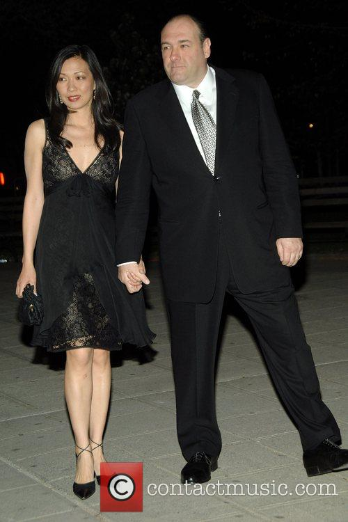 James Gandolfini and Vanity Fair 8